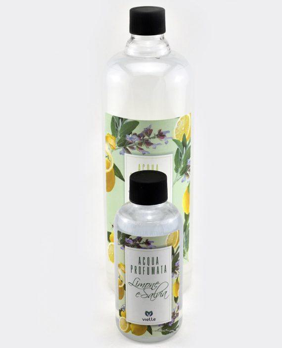 Ricarica diffusore d'ambiente Limone Salvia